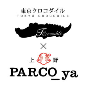 東京クロコダイル×Parco_ya