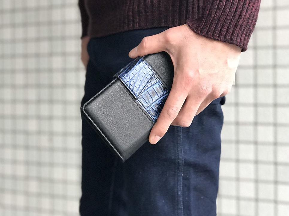 クロコダイルiPhoneケース